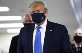 """Cumhuriyetçiler """"maske""""yi takmıyor!"""