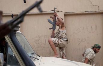 Libya çok gergin!