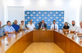 Gazimağusa Belediyesi'nde Toplu İş Sözleşmesi imzalandı
