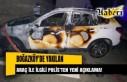 Boğazköy'de yakılan araç ile ilgili polisten...