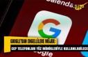 Google'dan engellilere müjde: Cep telefonları...