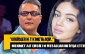Ece Ronay Mehmet Ali Erbil'in mesajlarını ifşa etti!