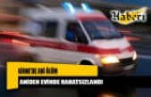 Girne'de ani ölüm