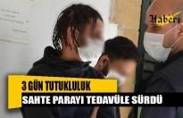 Sahte para tedavülünde yeni tutukluluk