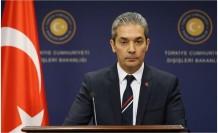 """Türkiye'den Macron'a Doğu Akdeniz'de """"Kırmızı Çizgi"""" tepkisi"""