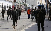 """BM, SOMALİ'DEKİ ÇATIŞMALARDAN """"ENDİŞE"""" DUYDUKLARINI AÇIKLADI"""