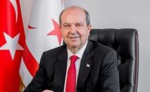 """Tatar: """"Komşularımız Kıbrıs'ta bir devletimiz olduğunu tanımalı"""""""