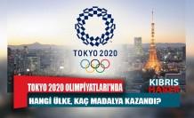 Tokyo 2020 Olimpiyatları'nda hangi ülke, kaç madalya kazandı?