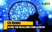 Fizik Öğrendikten Sonra Yeni Beyin Bölgeleri Etkinleşiyor