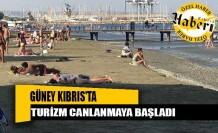 Güney Kıbrıs'ta Turizm Canlanmaya Başladı