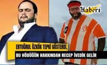 Ertuğrul Özkök, Olympiakos'un sahibi Vangelis Marinakis'e tepki gösterdi