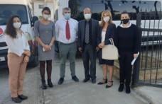 """""""ÖZEL EĞİTİM ÖĞRENCİLERİNİN SOSYAL İÇERME VE MOBİLİZASYONU"""" PROJESİ TAMAMLANDI"""