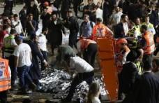 İsrail'in kuzeyinde bayram kutlama alanında izdiham: 44 ölü, 103 yaralı