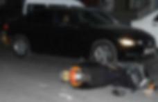 Lefkoşa'da kaza
