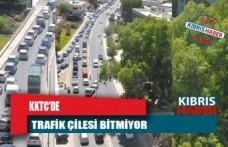 Vatandaş: Trafik, canımızı çıkarıyor
