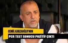 Cemil Karzaoğlu'nun corona testi pozitif