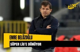 Emre Belözoğlu, Süper Lig'e dönüyor