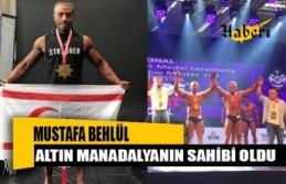 Macaristan'da zafer Mustafa Behlül'ün