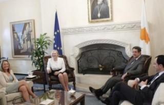 Anastasiadis, Türkiye'yi şikayet etti BM'yi...