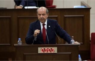 Başbakan Tatar, özel jet soruşturması için Çarşamba...