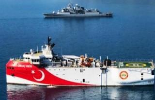 BBC: Türkiye ve Yunanistan arasında Oruç Reis gemisi...