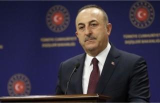Çavuşoğlu Türkiye-AB ilişkilerini Politico'ya...