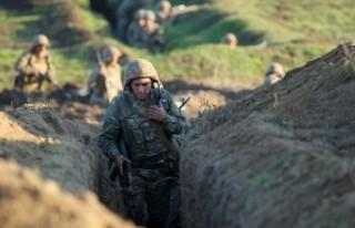 Ermenistan yine saldırdı