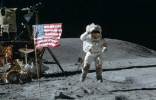 Tam 51 yıl önce bugün Ay'a ayak bastık!