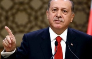 Erdoğan: Akdeniz'de kendi planlarımızı uygulamaya...