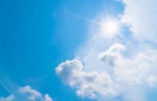 Hafta sonu hava sıcaklığı düşecek