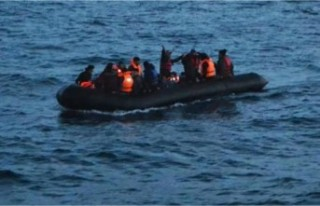 Karşıyaka'da 11 mülteci tespit edildi