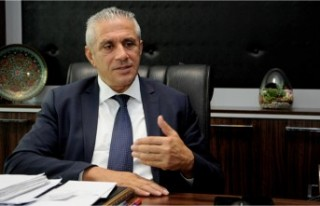 """Taçoy: """"Oruç Reis'in Akdeniz'de yapacağı..."""