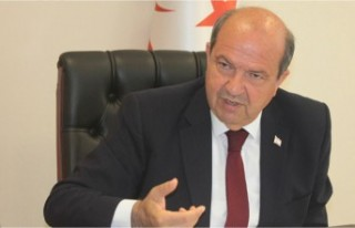 """Tatar: """"Doğu Akdeniz'de hakkımızı yedirtmeyiz"""""""