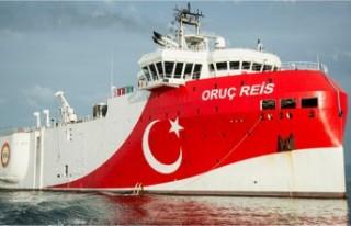 Türkiye'den yeni Navtex