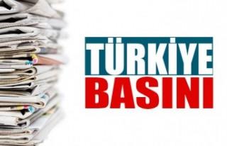 Türkiye Gazetelerinin Manşetleri / 07 Ağustos 2020