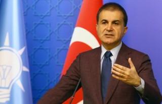 ABD'nin ambargo kararına AKP'den sert tepki