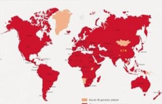 Dünya geneli Kovid-19