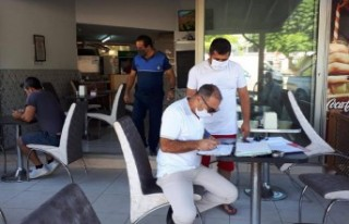 İçişleri Bakanlığı: denetimler sonucu Lefkoşa'da...