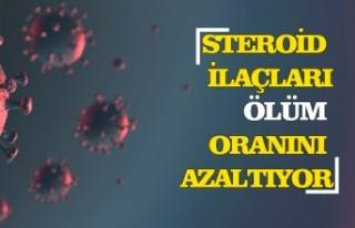Kovid-19 araştırması: Steroid ilaçları virüs...