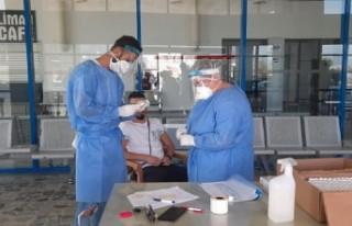 Limanda Yapılan PCR Testleri Sonucu 7 Kişi Covid-19...
