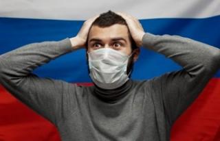 Rusya'da Kovid-19 vaka sayısı 1 milyon 20 bini...
