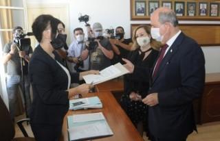 Tatar YSK'ya adaylık başvurusu yaptı