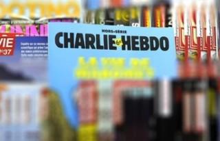 CHARLIE HEBDO DERGİSİ YETKİLİLERİ HAKKINDA SORUŞTURMA...