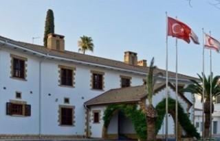 CUMHURBAŞKANI TATAR, ŞENER ELCİL'İN RUM LİDER...