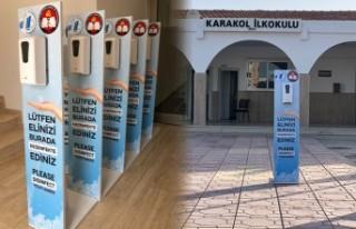 KTÖS VE ÖĞRETMENLER KOOPERATİFİ'NDEN OKULLARA...