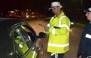 POLİSTEN 3 İLÇEDE ASAYİŞ VE TRAFİK DENETİMİ