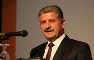 "GÜNDÜZ: ""MECLİS BAŞKANLIĞINA BEN DE ADAYIM"""