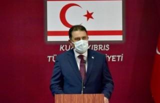 SANER-OKTAY ORTAK BASIN AÇIKLAMASI YAPTI...