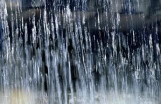Beylerbeyi 4 kilogram yağış aldı