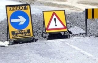Dikkat bu yollar kapalı olacak!